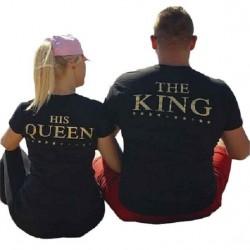 Комплект тениски King Queen