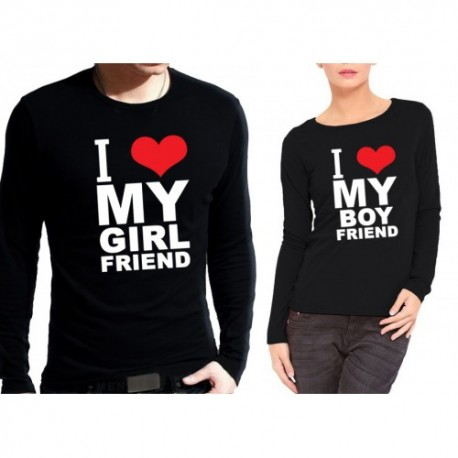 Комплект тениски Love