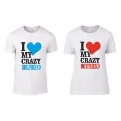 Комплект тениски Crazy