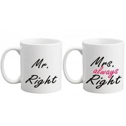 Комплект чаши за двама