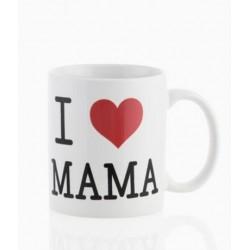 """Чаша """"Аз обичам МАМА"""""""