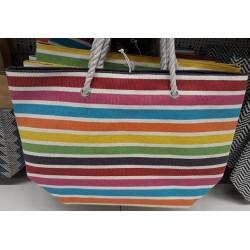 Лятна / Плажна чанта Многоцветна