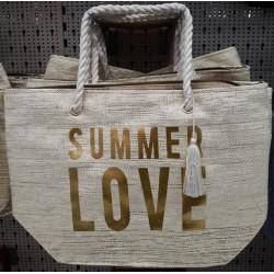 Лятна / Плажна чанта Summer Love