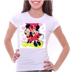 """Дамска тениска """"Мики маус"""""""