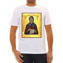 """Тениска с икона """"Свети Антоний"""""""