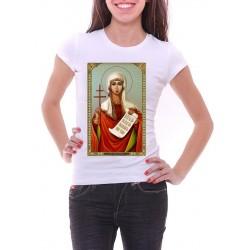 """Тениска с икона """"Света Татяна"""""""
