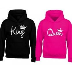 """Комплект суичъри """"King Queen"""""""