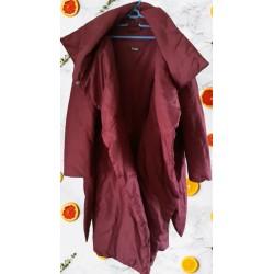 Дамско асиметрично палто/дълго яке