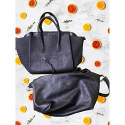 Дамска чанта 2 в1