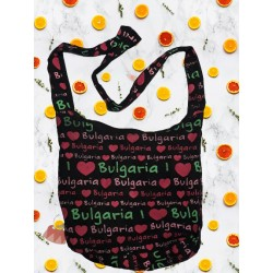 "Чанта тип торба ""Аз обичам България"""